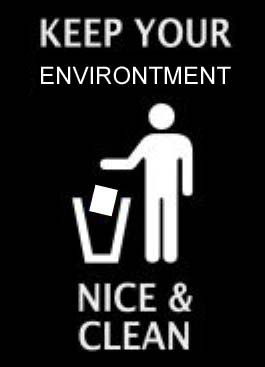 tong sampah Warga Bersih bersih di Kayu Ombun